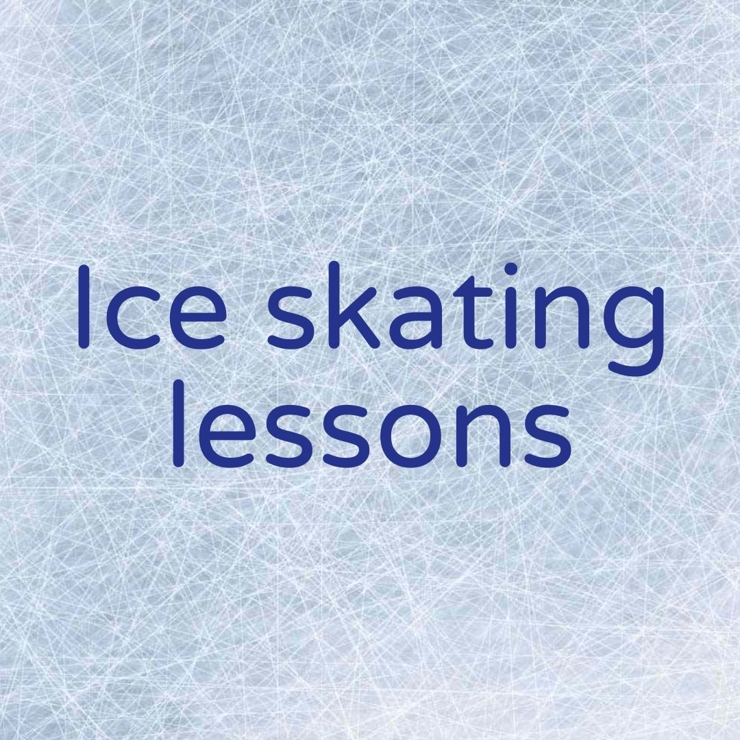 1 x Junior (under 18's) 30 minute group beginners Ice Lesson inc Skate Hire