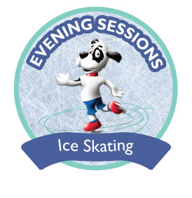Ice Skating- Evening Sessions.
