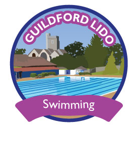 Lido Swimming - slides currently out of order